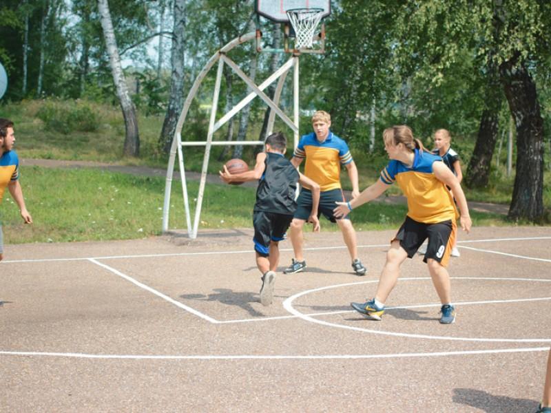 Фотографии 3 смены 2016 года - спорт